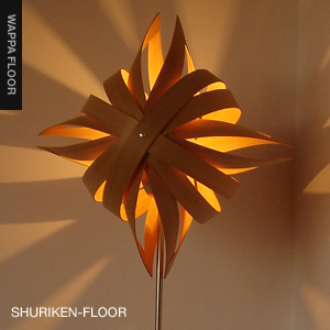 WAPPA FLOOR | SHURIKEN-FLOOR